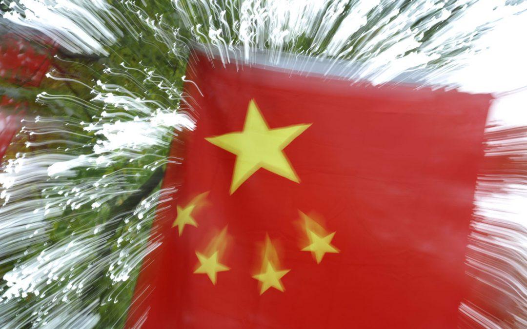 China groeit!
